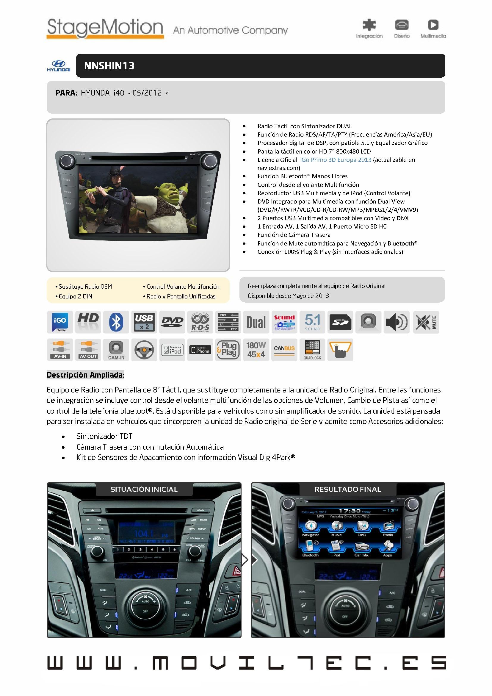Moviltec-Accesorios-automóvil-Moviltec-Nuevo-Sistema-de-Navegación-para-Hyundai-i40