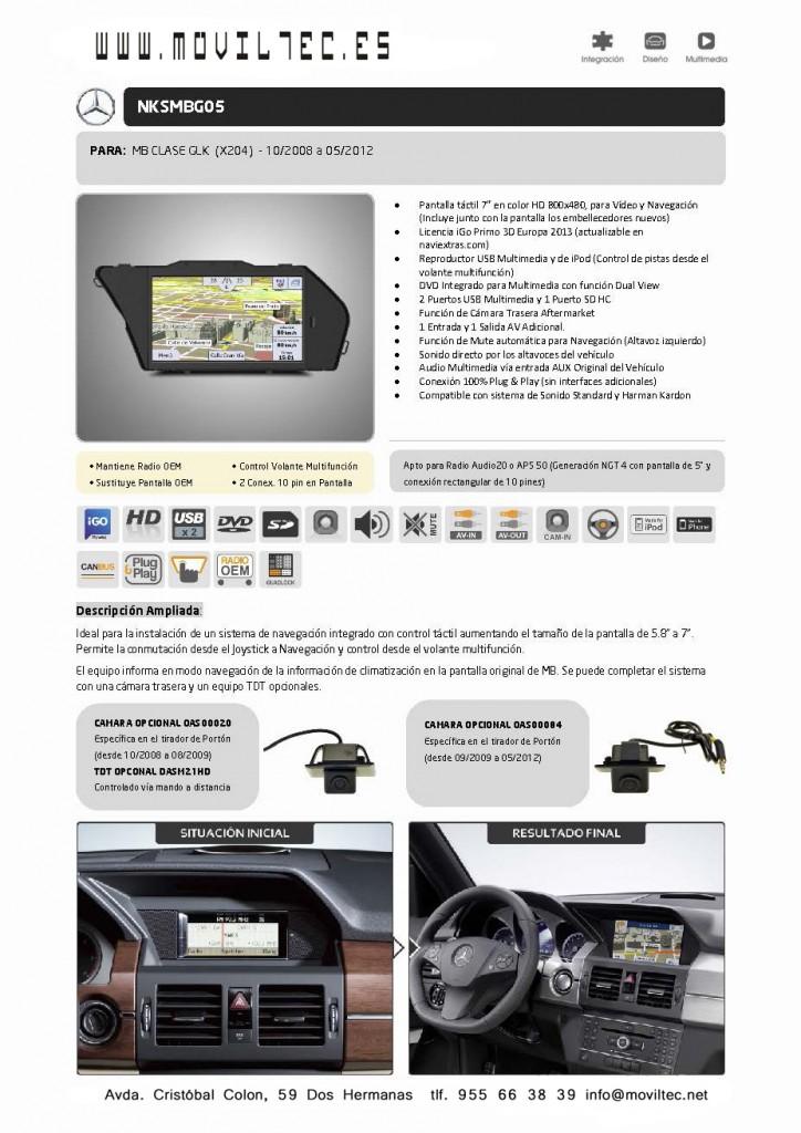 Navegación-Mercedes-Clase-GLK