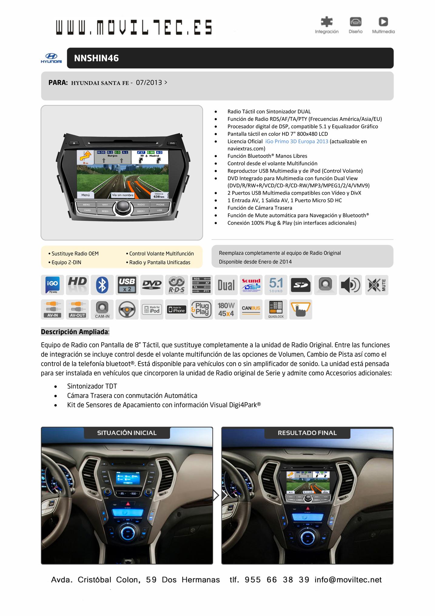Navegador-Para-Hyundai-Santa-Fe-Moviltec