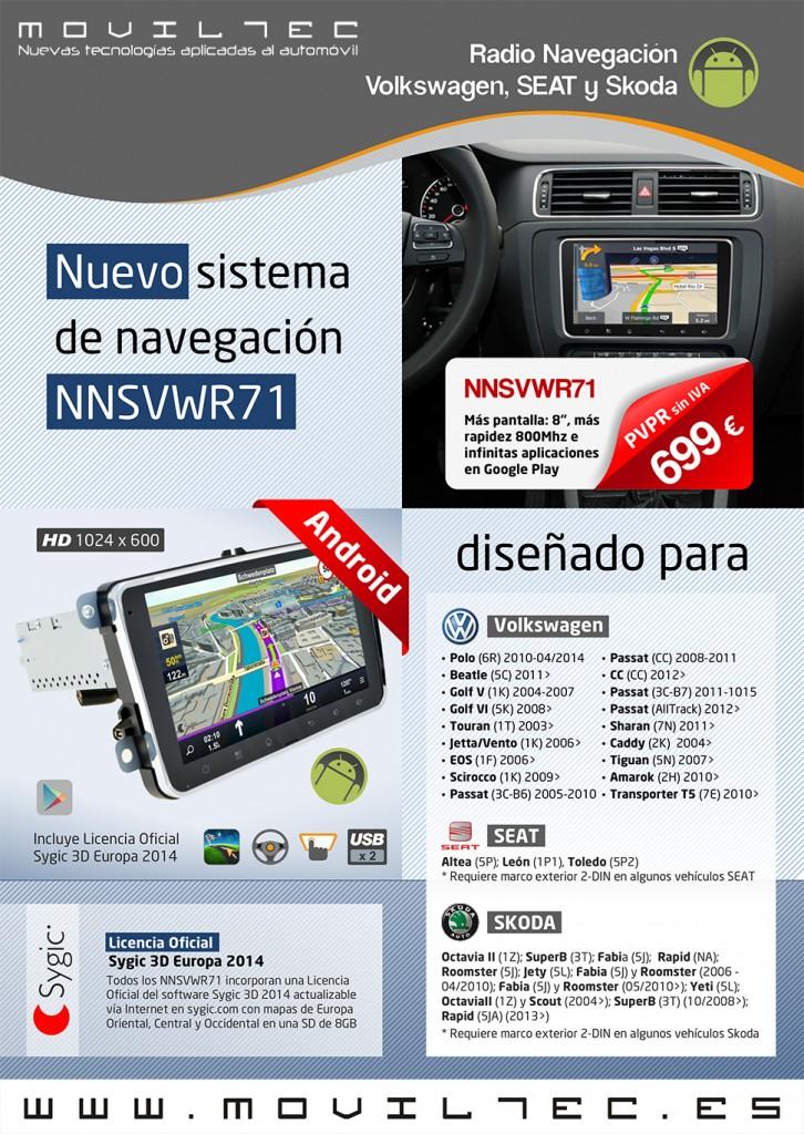 Navegador-para-Seat-Volkswagen-y-Skoda-Android